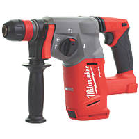 Milwaukee M18CHX-0 FUEL 2.8kg 18V Li-Ion  Cordless Brushless SDS Plus Drill - Bare