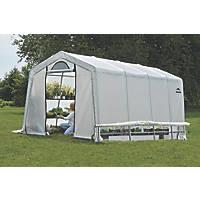 Rowlinson ShelterLogic Greenhouse 10' x 20' (Nominal)
