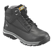 JCB Fast Track   Safety Boots Black Size 8