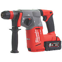 Milwaukee M18CHX-502X FUEL 3.5kg 18V 5Ah Li-Ion  Cordless Brushless SDS Plus Drill