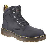 Dr Martens Brace   Safety Boots Black Size 7