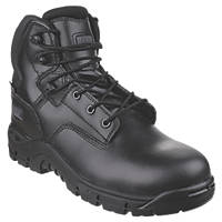 Magnum Sitemaster   Safety Boots Black Size 8