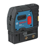Bosch GPL5 Red Self-Levelling Spot Laser Level