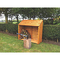 Shire  Log Store 1400 x 516 x 1273mm