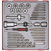 Teng Tools Tap & Die Set 34Pcs