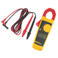 Fluke 323 True-rms AC Clamp Meter 400A