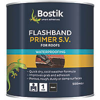 Bostik Flashband & Primer Black 500ml