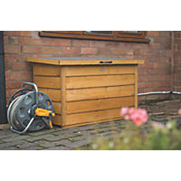 Forest Garden Timber Storage Box 3'6 x 1'10 x 2'