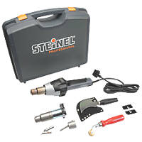 Steinel HG2620 E 2300W Electric Heat Gun 8-Piece Flooring Kit 240V