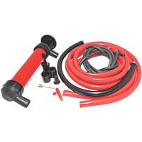 Hilka Pro-Craft Multi-Purpose Siphon Pump Kit