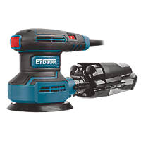 Erbauer ERO400 125mm  Electric Random Orbital Sander 220-240V