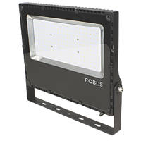 Robus Champion LED Floodlight Black 130W