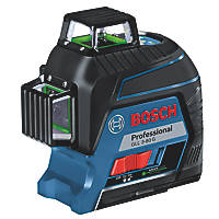 Bosch GLL 3-80 G Professional Green Self-Levelling Multi-Line Laser Level