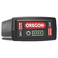 Oregon B425E 36V 2.6Ah Li-Ion  Cordless Battery