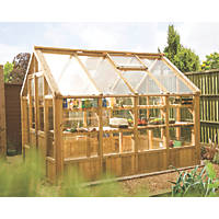 "Forest Vale Greenhouse 8' 5"" x 11'"