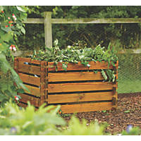 Rowlinson Budget Composter 1000 x 1000 x 600mm