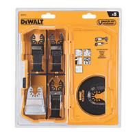 DeWalt DT20715-QZ Wood/Plastic Cutting Blade Set 5 Piece Set
