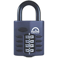 Squire  Zinc Die-Cast Construction All-Weather Combi Padlock 40mm
