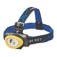 Diall T4-1 LED Headlamp 3 x AAA