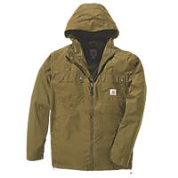 "Carhartt Rockford Jacket Green Medium 51"" Chest"