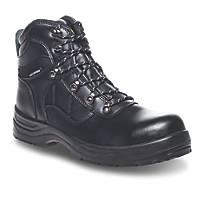 Apache Polaris   Safety Boots Black Size 8