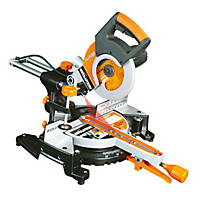 Evolution RAGE3-S300 210mm Single-Bevel Sliding  Compound Mitre Saw 110V