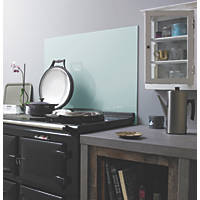 Impact Glass Whisper Self-Adhesive Toughened Glass Splashback 900 x 750 x 6mm
