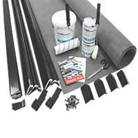 "ClassicBond  Classicbond Garage Roof Kit Membrane 8'6 x 18'6"""