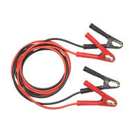 Ring Red & Black 350A Insulated Booster Cables 3.5m