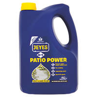 Jeyes Patio & Decking Power 4Ltr