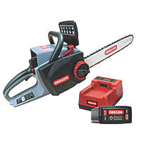 Oregon CS300-R7 36V 6.0Ah Li-Ion  Brushless Cordless 40cm Self-Sharpening Chainsaw