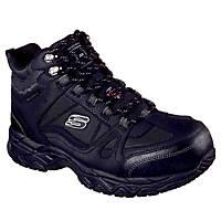 Skechers Ledom   Safety Boots Black Size 6