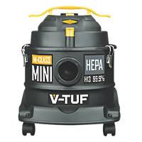 V-Tuf VTM1240 800W 15Ltr M-Class Dry Vacuum Cleaner 240V