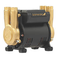 Salamander Pumps CT Force 15 PT Regenerative Twin Shower Pump 1.5bar