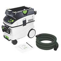 Festool CTM 36 E AC RENOFIX 65Ltr/sec Electric Mobile Dust Extractor 240V