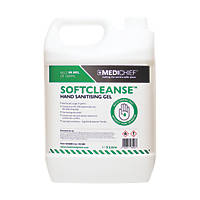 Medichief SoftCleanse Hand Sanitiser 5Ltr 168 Pack