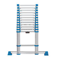 Aluminium Telescopic Ladder 3.8m