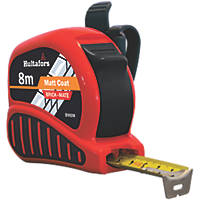 Fisco BM8 8m Bricklayers Tape Measure