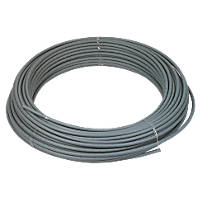 FloFit Polybutylene Barrier Pipe Grey 100m x 15mm