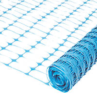 Barrier Fencing Blue
