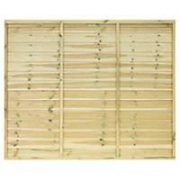 Grange Primo Fence Panels 1.83 x 1.5m 4 Pack