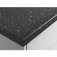 Wilsonart Black Slate Laminate Worktop 3000 x 600 x 38mm
