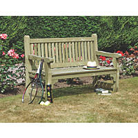 Rowlinson Softwood Garden Bench Softwood 1500 x 670 x 950mm