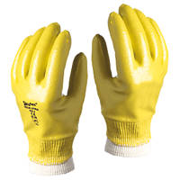 Skytec Neon Xtra Gloves Yellow Large