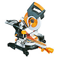 Evolution RAGE3-S 210mm Single-Bevel Sliding  Compound Mitre Saw 240V