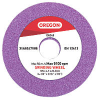 Oregon Replacement Grinding Wheel 105mm x 22.2mm x 4.7mm