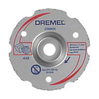 "Dremel Saw-Max  Multipurpose Flush Cutting Wheel 2"" (55mm) x 5 x 11mm"