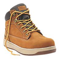 Site Touchstone   Safety Boots Dark Honey Size 11