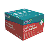 Wallace Cameron Astroplast Sterile Wound Cleansing Wipes 100 Pack