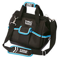 Mac Allister  Hard Base Tool Bag 12""